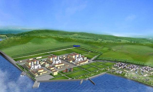 辽宁红沿河核电二期工程